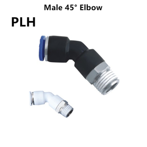 Male 45° Elbow